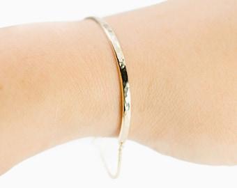 Ipo cuff bracelet - gold bracelet, gold bracelet cuff, stackable bracelet, gold filled bracelet, gold bracelet bangle hawaii bracelet, maui