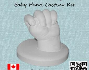 Baby Hand Life Casting Kit