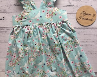 Cherry Blossom Grace Dress