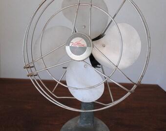 Vintage Victron Electrical Fan Decor