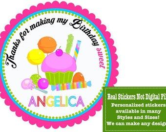Candyland/Candyland Decorations/Candyland Invitations/Candyland Shirt/Candyland Party/Candyland Sticker/Candyland Cupcake Toppers/Candy land