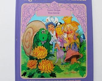 Rose Petal Place Love Helps You Grow 1984