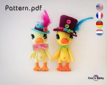 Pattern - Ducky & Ducky