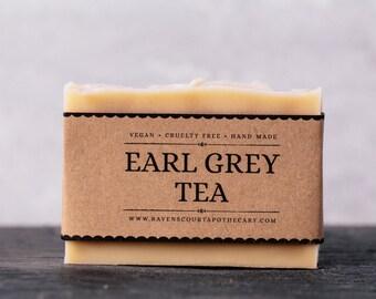 Earl Grey Tea Soap | Vegan Soap