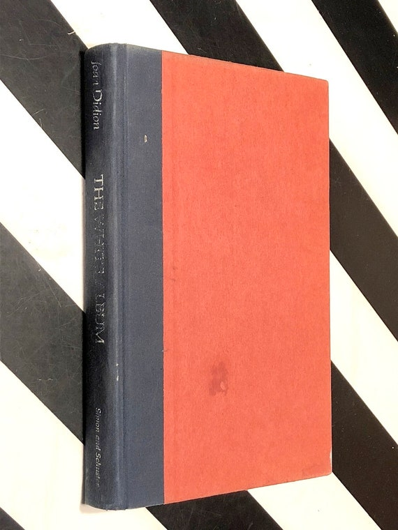 The White Album by Joan Didion (1979) first edition book