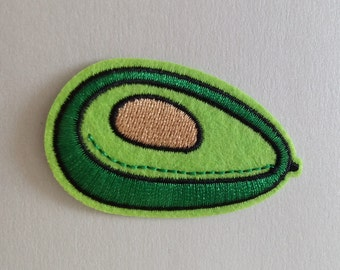 Iron On Patches, Avocado Iron on Patche, Clothes Decoration tool