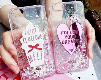 Cases for Iphone Cupcake and Heart