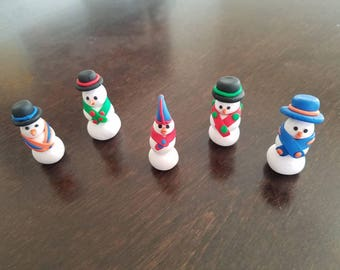 Snowman (5 to 15)