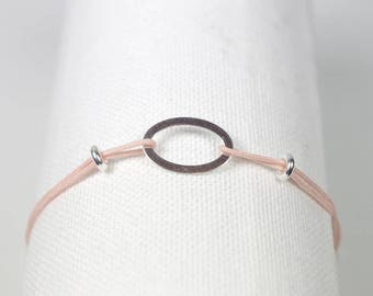 Bracelet Silver 925 Made in Marseille France adjustable geometric and original