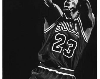Michael Jordan 24x48