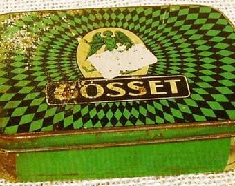 Vintage Gosset Tobacco Tin