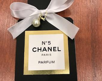 Chanel birthday Etsy