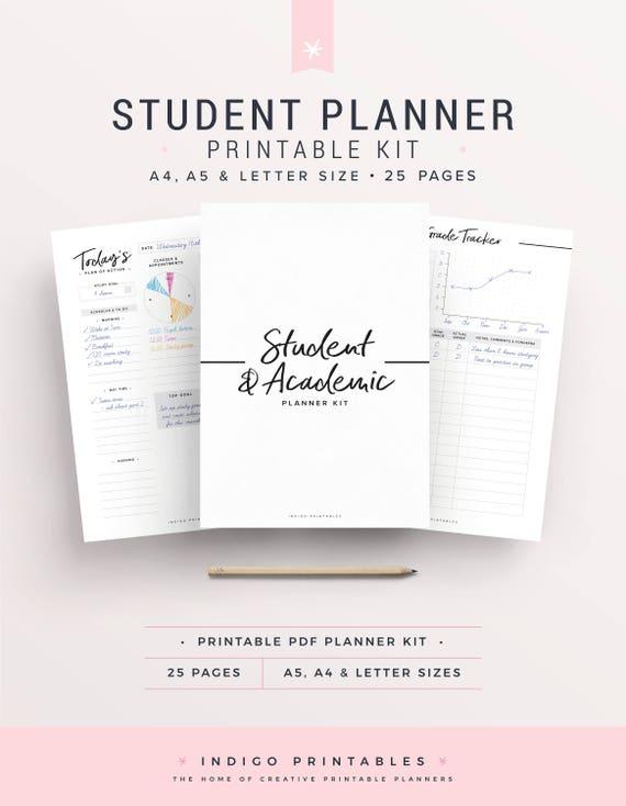 college study planner