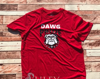 Dawg Pride Shirt - Georgia Bulldogs