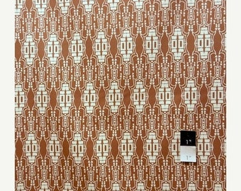 ON SALE Tina Givens SATG002 Lilliput Fields Ancient Taupe Cotton Home Decor Fabric 1 Yard