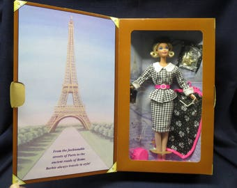 BARBIE -INTERNATIONAL TRAVEL Special Edition - New - 1995 - Never Opened  #15184