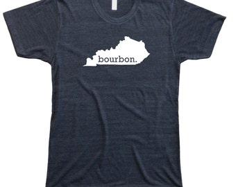 Homeland Tees Men's Original Kentucky Bourbon T-shirt