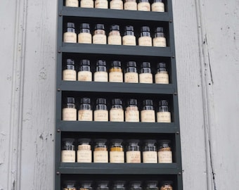 Spice Rack For Behind The Door   Extra Large