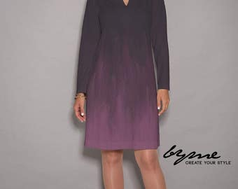 Purple dress, black dress, short dress, loose dresses, party dresses for women, midi dress, womens dresses,holiday dress, designer dress