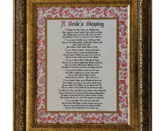 A Bride's Blessing-Traditional Collection