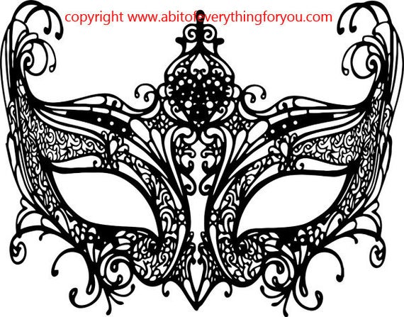 black owl masquerade mask clipart png mardi gras digital download rh etsystudio com masquerade mask clipart black and white masquerade mask clipart black and white