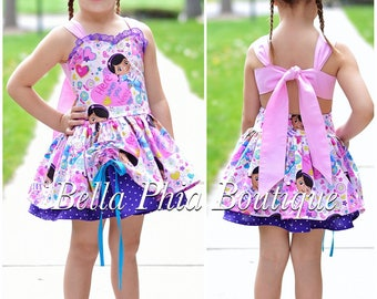 Doc McStuffins Poppy Dress
