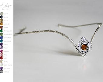 elven tiara - elven crown - circlet - wedding crown