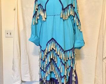 Vintage Native American (Chippewa/Ojibwa) Jingle Dress