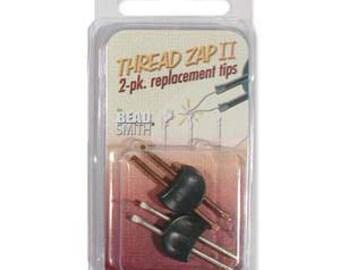 Cord Zap, Thread Zap II Replacement Tips, set of 2