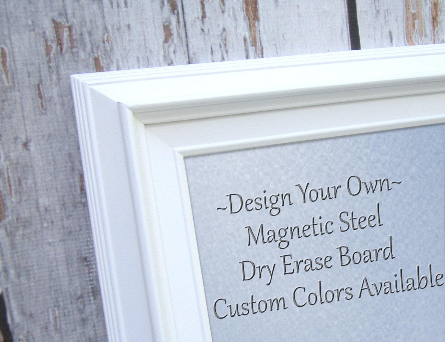 TABLEROS de imán para venta tablero magnético enmarcado