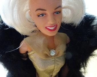 Vintage Marilyn Monroe doll