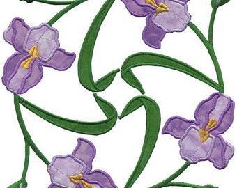 Iris February Birth Month Flower (AUS)
