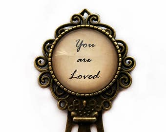 You are Loved Bookmark