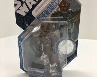 Star Wars #21 Concept Chewbacca Action Figure