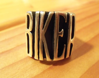 Biker Ring ( This Ring is Heavy )