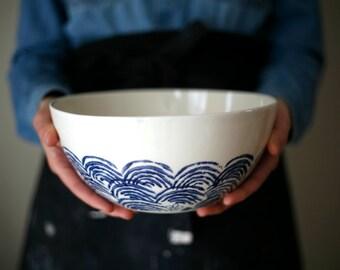 Grand bol à fruit / Large bowl