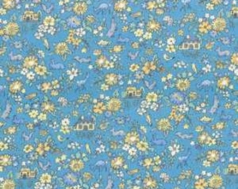 Lecien - Memoire a Paris 2017 Lawn - 4074270 - 1/2 yard