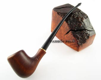 mini Pipe, Tobacco Pipe, Smoking Pipe Wooden pipe of Pear Root Wood, specially for women - Best Price in FPS
