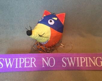Swiper combo pack, swiper pinata
