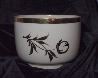 Ironstone China Bowl, J M & Co. Circa 1890