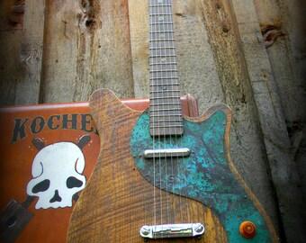 Vintage Electric Guitar New