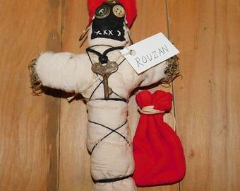 Rouzan: Louisiana Creole Doll