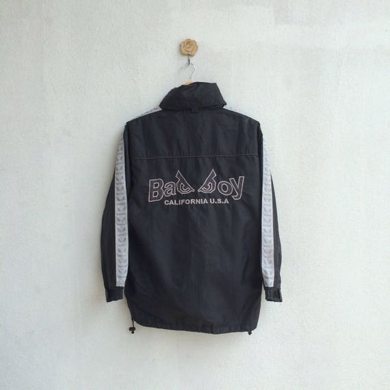 Vintage 90's Castelbajac Zipper Jacket Full Embroidery Big Logo Spell Out cmAqBk4l