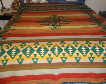 Reserve for Charles/Beautiful Pendleton Blanket/ Beaver State