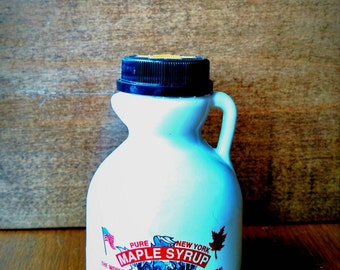 Pure New York State Maple Syrup-half pint
