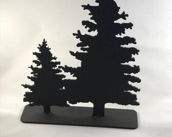 Double Standing Tree