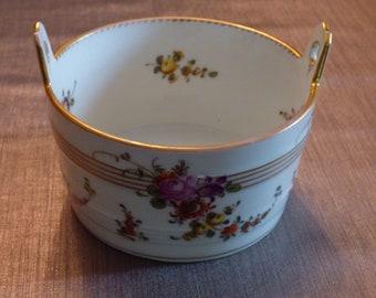 Limoges Porcelain Bon Bon Dish