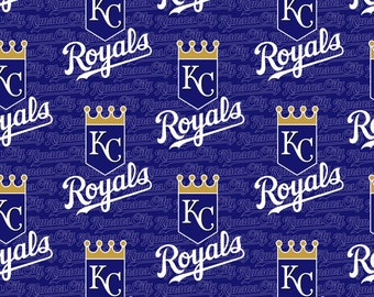 Kansas City Royals Fabric