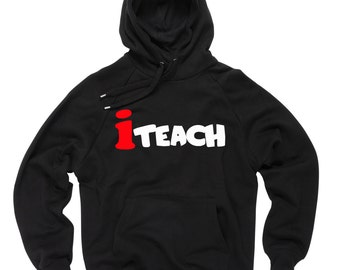 Teacher Hoodie School Gift Hoodie Sweater Teacher's Day Gift Sweater School Day