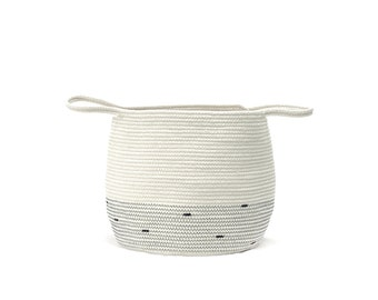Rope Coil Basket-Large